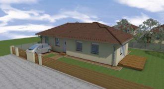 Szigetszentmiklóson eladó új építésű önálló családi ház!
