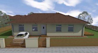 Önálló, új építésű családi ház Szigetszentmiklóson, nappali+4 szoba!