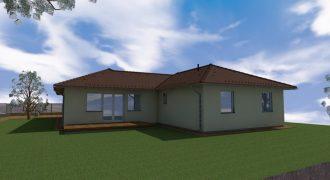 3 szoba+ nappalis új építésű ikerház telekkel eladó!