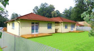 Eladó Taksonyban, új, fiatalos környéken, új építésű családi ház!