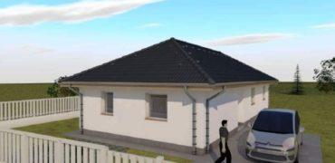 Tökölön új építésű önálló családi ház