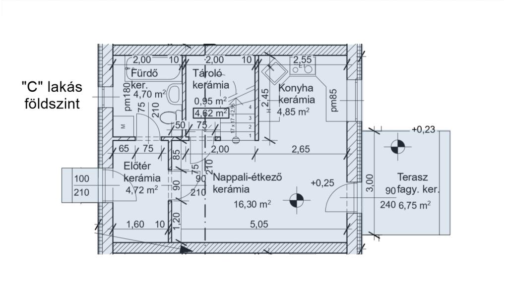 Új építésű tetőteres sorházi lakások saját telekkel eladók!