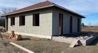 Új építésű, nappali+4 szobás önálló családi ház eladó!