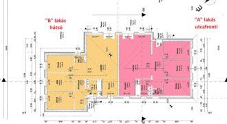 Szigethalmon, új építésű, megújuló energiás, nappali+3 szobás hátsó ikerház!