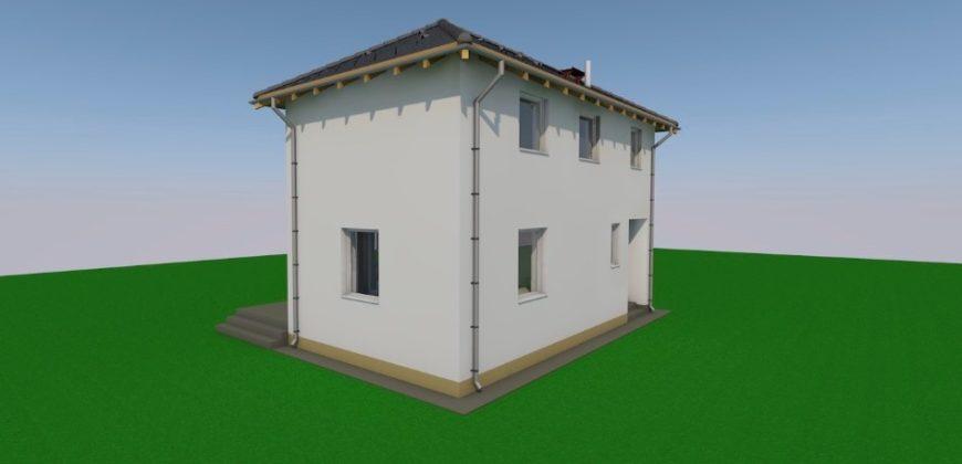 Dunapart közeli, új építésű családi ház Szigethalmon