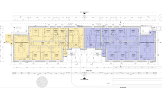 Szigetcsépen, új építésű, nappali+4 szobás, garázsos bal oldali ikerházi lakás eladó!
